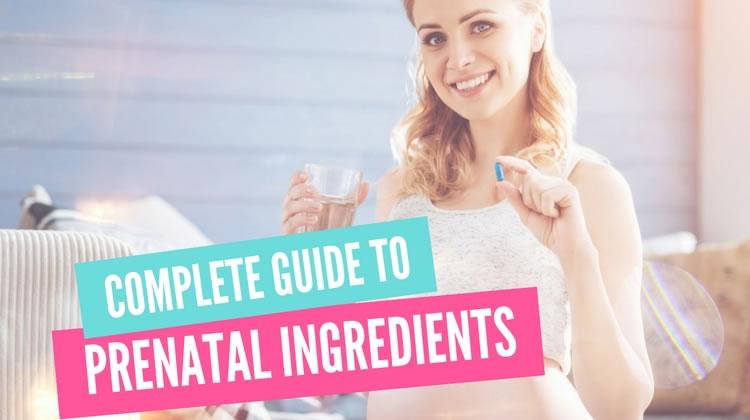 4 Tips For Choosing The Right Prenatal Vitamins