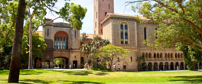 Australian University Research: List Of Universities In Western Australia